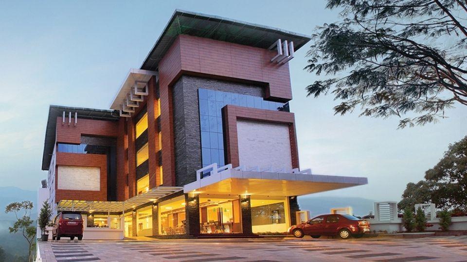 Facade 7, Gokulam Park Munnar, Best Hotel in Munnar