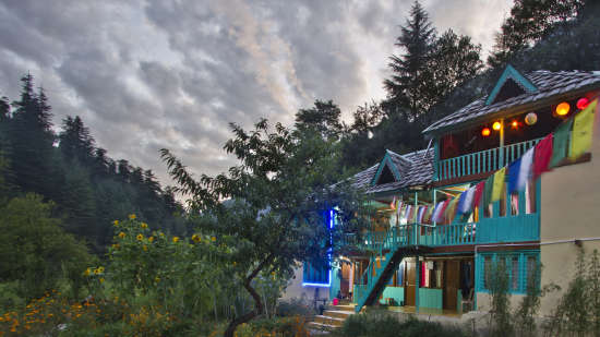 Parvati River Cottage Kasol Hotel Parvati Woods Camps in Kasol IMG 6117