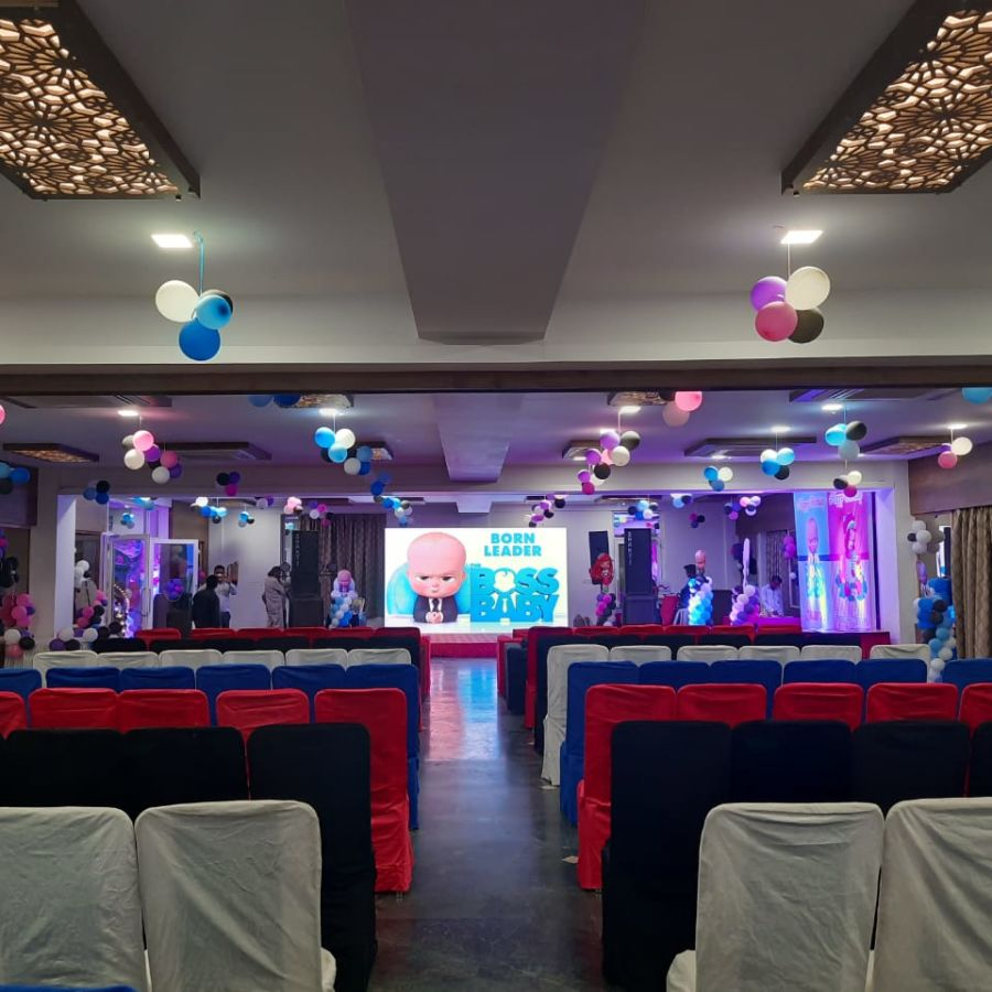 alt-text Banquet Hall | Renest Gandhidham | Gujarat  2