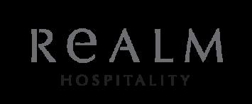 Realm Logo  Realm Hospitality