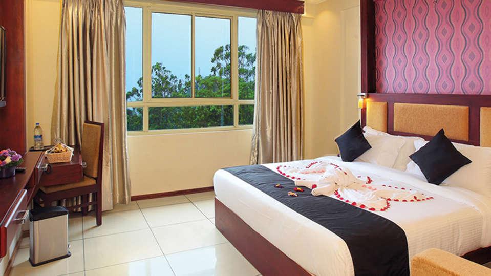 Premium Rooms, Munnar Rooms, Gokulam Park Munnar