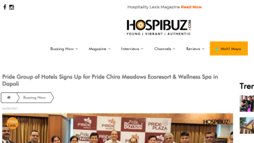 Pride-Group-of-Hotels-Signs-Up-for-Pride-Chira-Meadows-Ecoresort-Wellness-Spa-in-Dapoli-HospiBuz