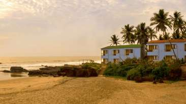 Rococco Ashvem, Mandrem, Goa Goa Facade Rococco Ashvem Mandrem Goa