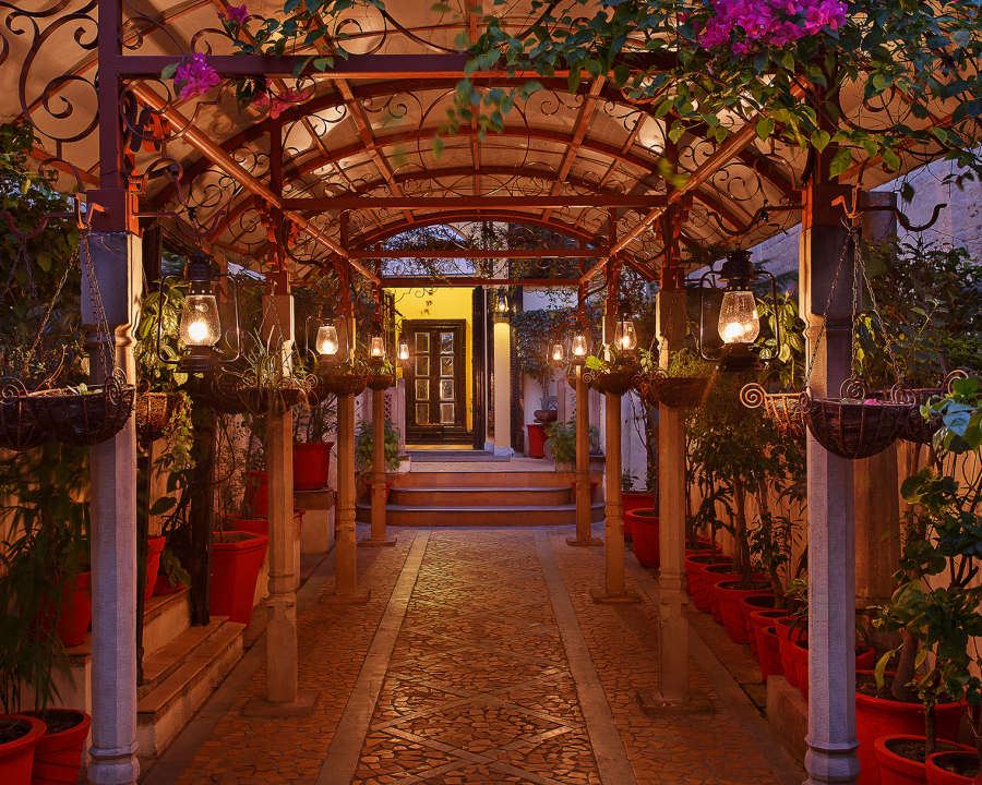alt-text The Haveli Hari Ganga Hotel, Haridwar Haridwar  MG 4741