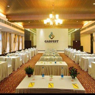 Banquet hall at Hotel Mount View, Banquet Hall in Dalhousie 3