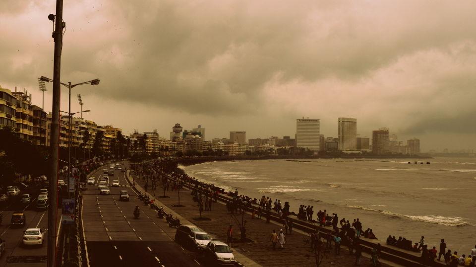 Marine Drive, Hotel Marine Plaza Mumbai