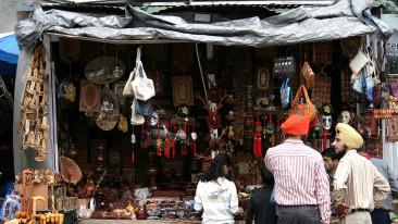 Lakkar Bazar Mashobra