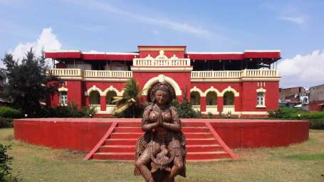Mahodadhi Palace - A Beach View Heritage Hotel in Puri Puri facade Mahodadhi Palace Beach View Heritage Hotel in Puri 1