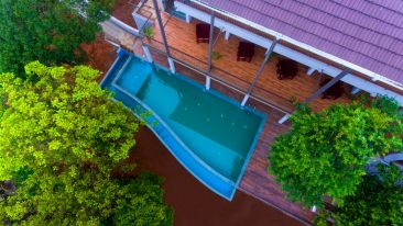 Swimming pool in Wayanad, Rooms in Wayanad,  Best Resorts in Wayanad, Nature Resorts in Vythiri