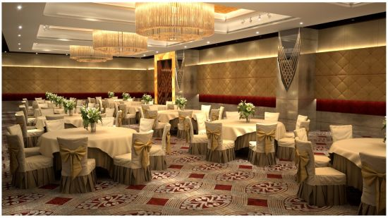 event venues at The Gaurs Sarovar Portico, best banquet halls in greater noida