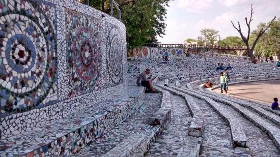 Rock Garden, Hometel Chandigarh, places to visit in chandigarh
