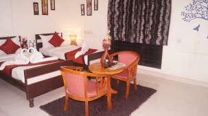 Hotel NirmalVilla Cherry Service Apartment - Begumpet, Hyderabad Hyderabad Standard AC Room Hotel NirmalVilla Cherry Service Apartment Begumpet Hyderabad 1