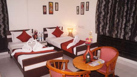 Hotel NirmalVilla Cherry Service Apartment - Begumpet, Hyderabad Hyderabad Nirmal Villa 23