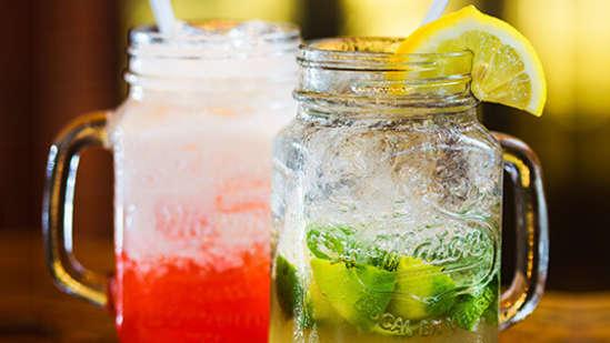 Beverages at Kokotel