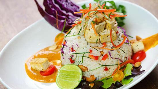 Restaurant in Kokotel Thailand