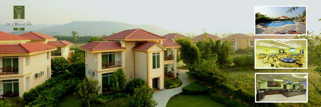 Best Resort in Jim Corbett - Resort De Coracao