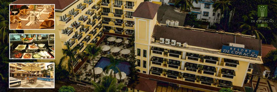 Best Resort in Goa - Resort De Coracao