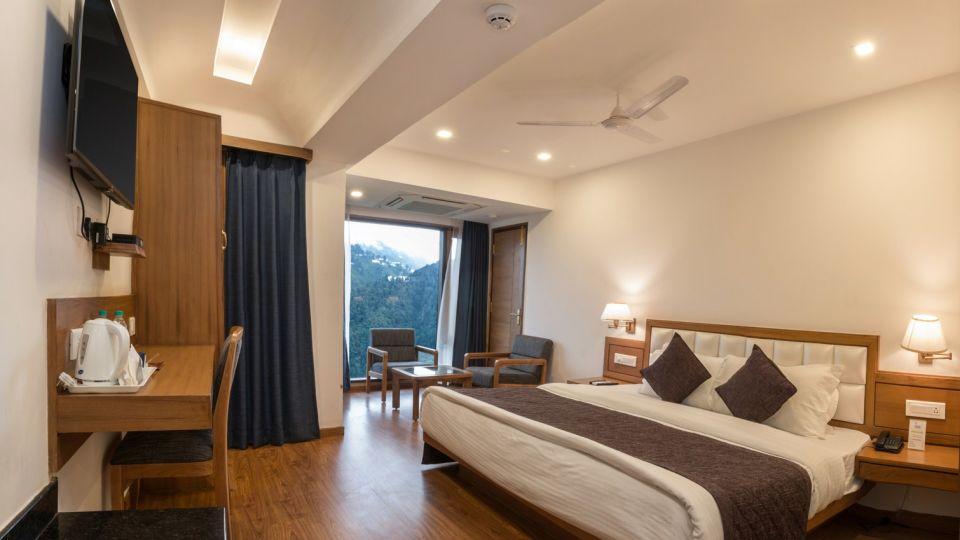 Rooms In Mussoorie Hotels , Rooms in Mussoorie, Hotel Pacific Mussoorie