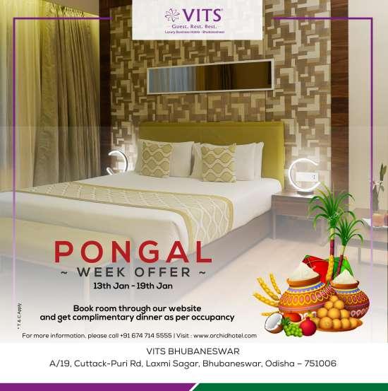 Pongal Week Stay Package
