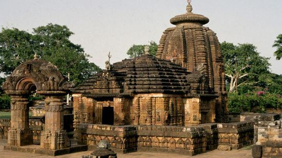 mukteshvara temple