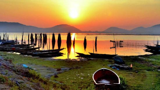 chillika lake rambha