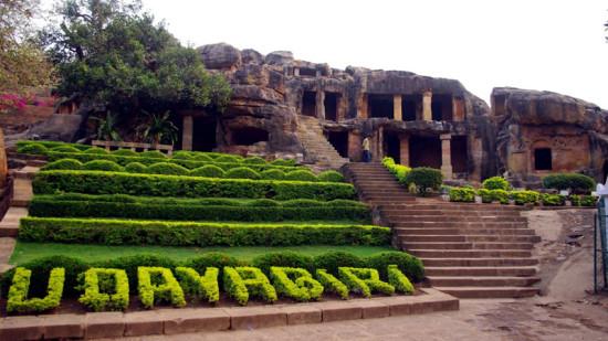 khandagiri udayagiri-caves