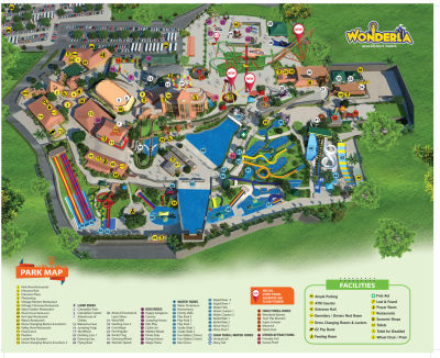 Park Layout Map Kochi  Sep 2017 w0m7uc