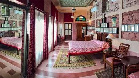Neemrana Fort Palace Neemrana Sutra Mahal Hotel Neemrana Fort Palace Neemrana Rajasthan 2