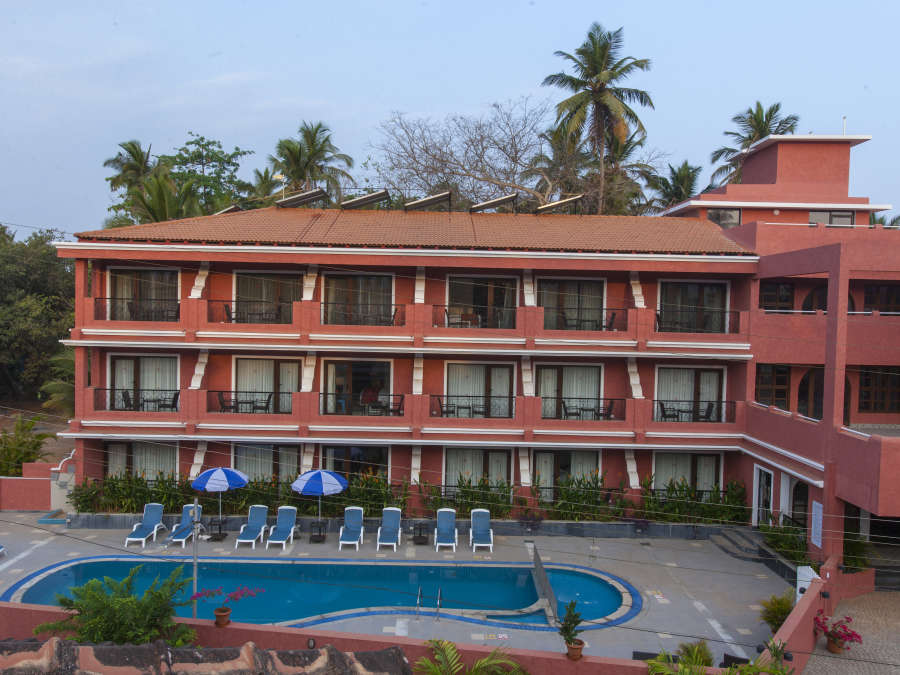 alt-text Jasminn South Goa Hotel in Betalbatim, Hotel in South Goa, Hotel near Betalbatim Beach, Hotel in Goa 2