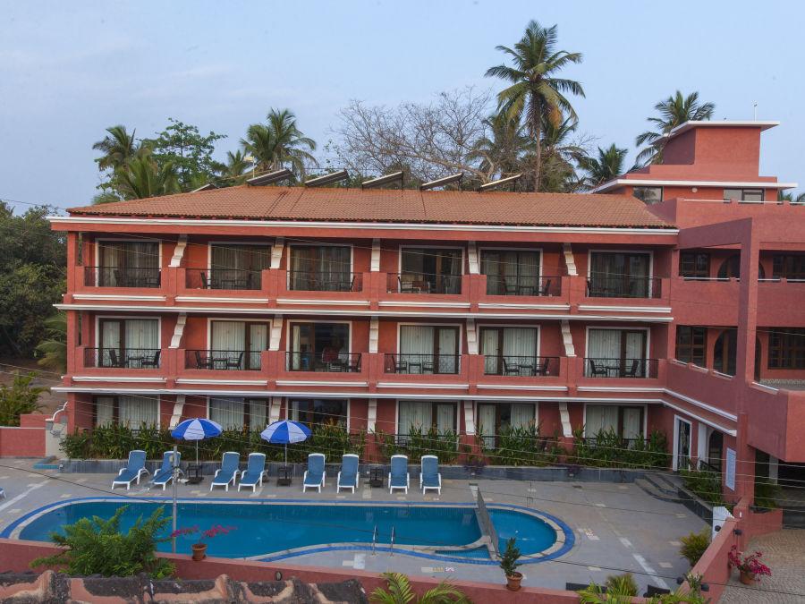 alt-text Jasminn South Goa Hotel in Betalbatim, Hotel in South Goa, Hotel near Betalbatim Beach, Hotel in Goa 2