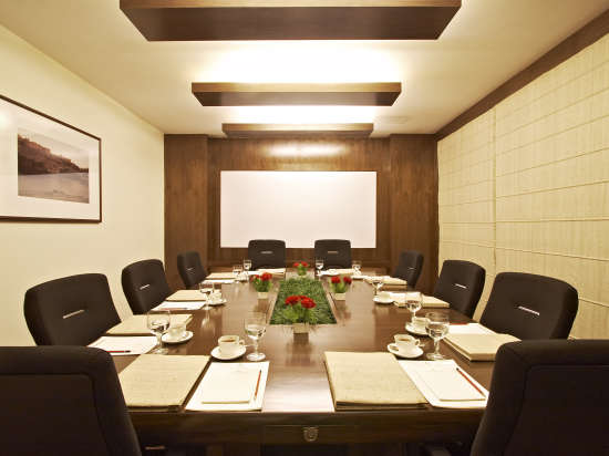 Hotel Clarks Amer, Jaipur Jaipur Boardroom Business Center Hotel Clarks Amer Jaipur 1