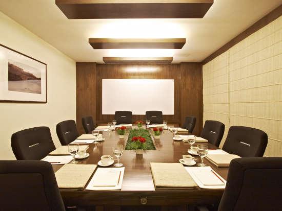 Board Room at Hotel Clarks Amer Jaipur - Best Meeting Places in Jaipur