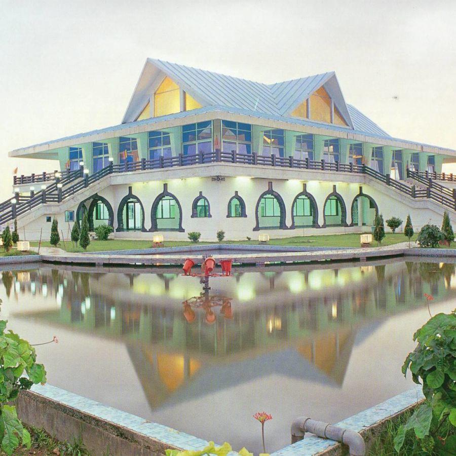 Dragon Palace Temple mahf1k