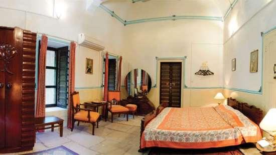 The Piramal Haveli - 20th C, Shekhavati Shekhavati Gold The Piramal Haveli Hotel in Shekhavati Rajasthan