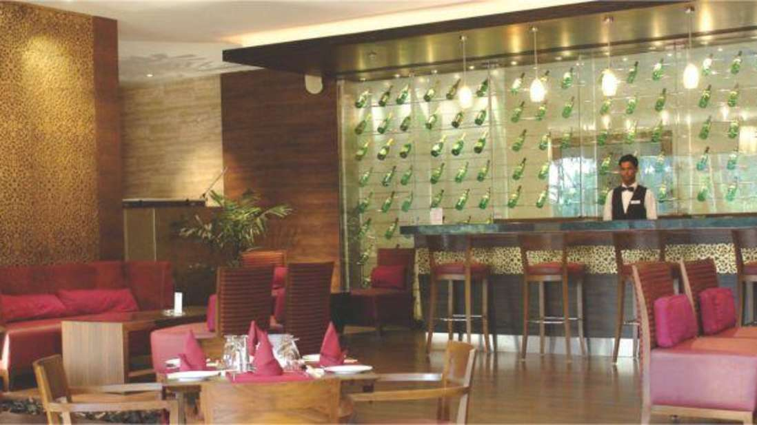 The Retreat Hotel and Convention Centre, Madh Island, Mumbai Mumbai Oriental Bowl The Retreat Hotel Mumbai 2