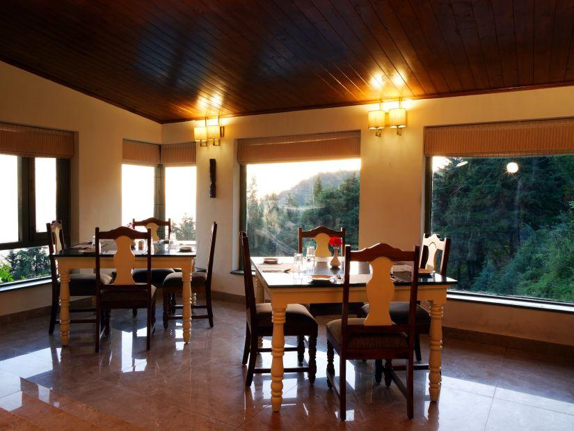 Best Resort in Mussoorie
