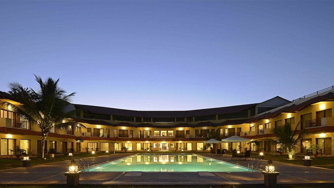 Pool area, Luxury Resort in Alibaug, Rooms in Alibaug, Suites in Alibaug, Villas in Alibaug