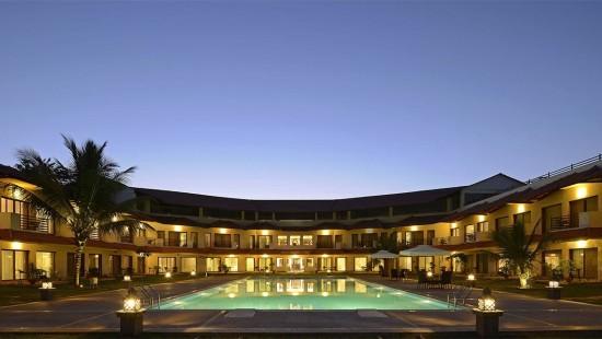 Common Pool Area 2, Luxury Resort in Alibaug, Rooms in Alibaug, Suites in Alibaug, Villas in Alibaug