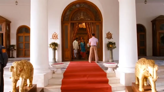 Bodyguard Movie Neemrana Hotels Heritage Hotels in India 6