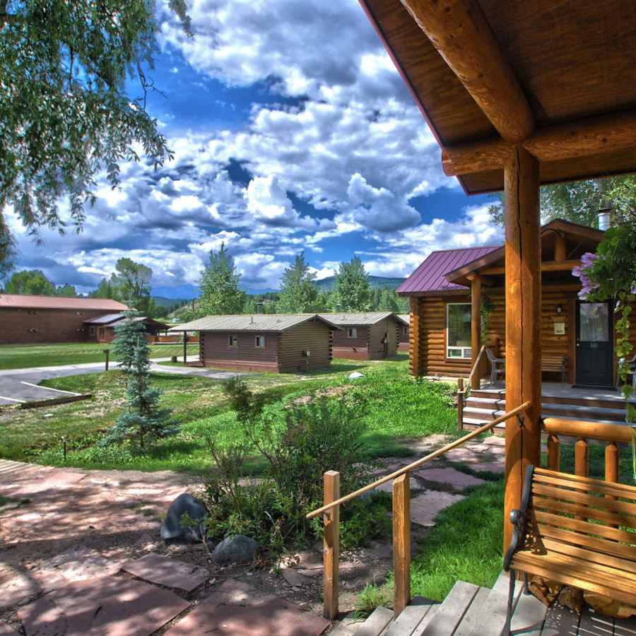 alt-text High Country Lodge and Cabins, Colorado, Hotel near Wolf Creek 15