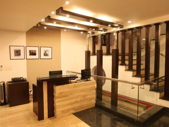 Emblem Hotel, NFC, New Delhi New Delhi NCR Reception Emblem Hotel NFC New Delhi