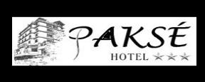 Pakse Hotel & Restaurant, Champasak Pakse Logo Pakse Hotel Restaurant Champasak
