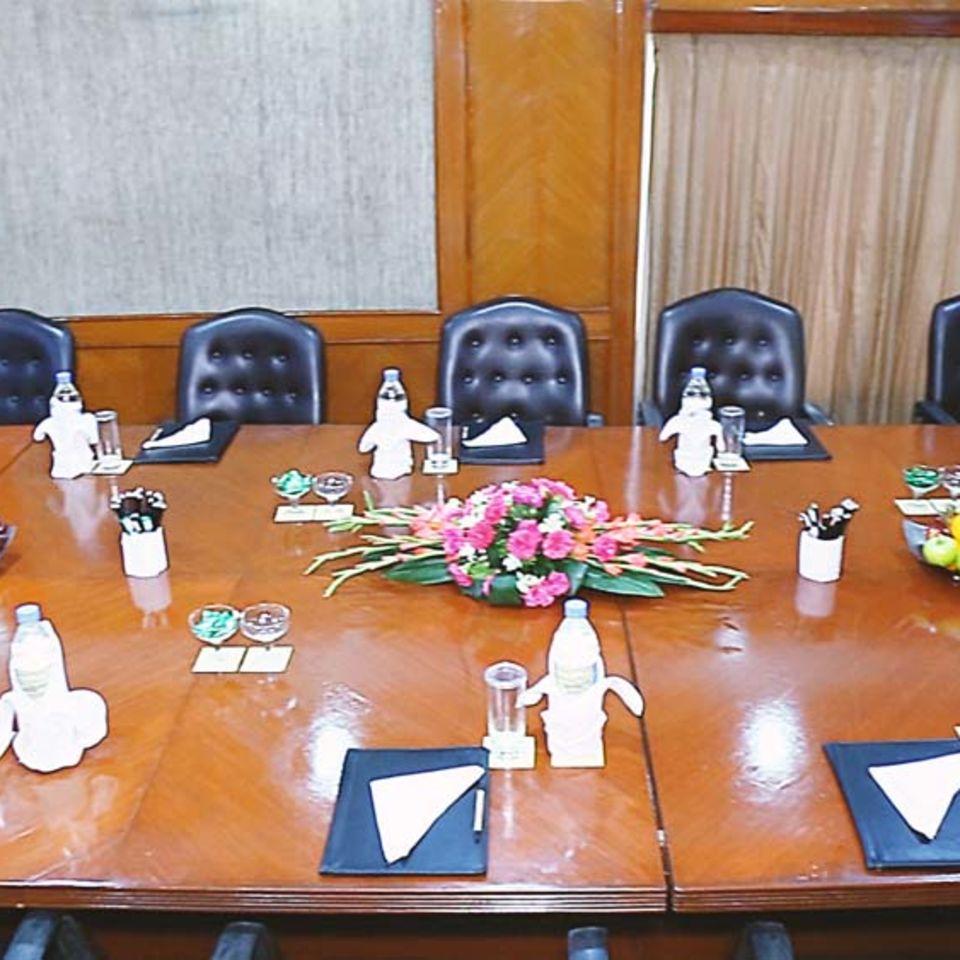 The Monarch, The Bristol Hotel Gurgaon, Boardroom in Gurgaon