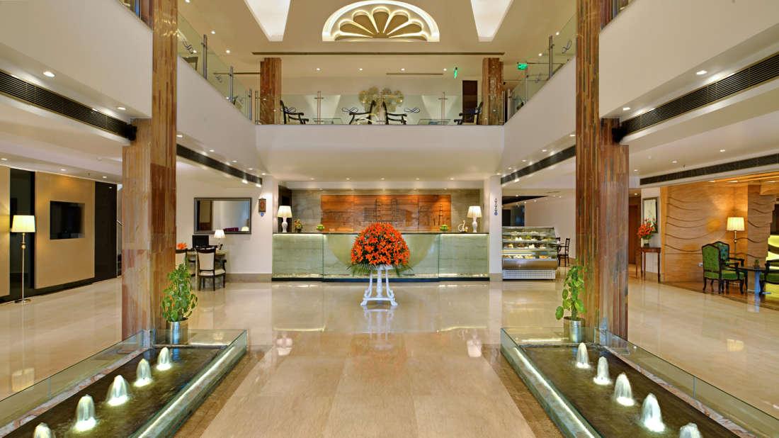 Facilities at Taurus Sarovar Portico New Delhi, New Delhi, Hotels in New Delhi