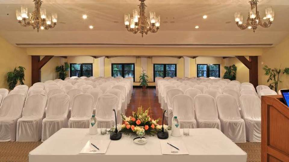 Conference Hall at Phoenix Park Inn, Goa - A Carlson Brand Managed by Sarovar Hotels, resorts in goa