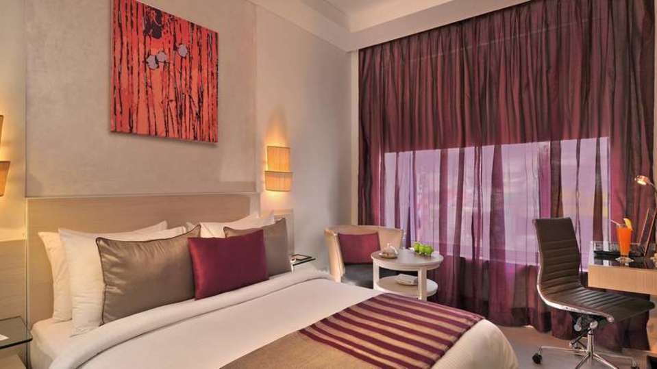 Superior Room Sarovar Portico New Delhi