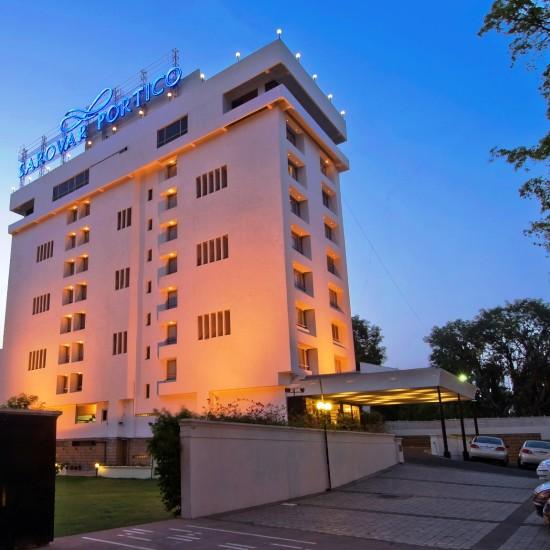 Facade Ahmedabad Sarovar Portico Ahmedabad 3