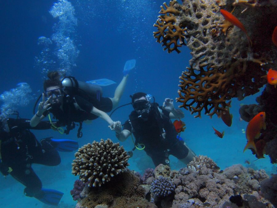 alt-text Scuba Diving in Andaman, Beach Wedding in Andaman, Destination Wedding in Andaman