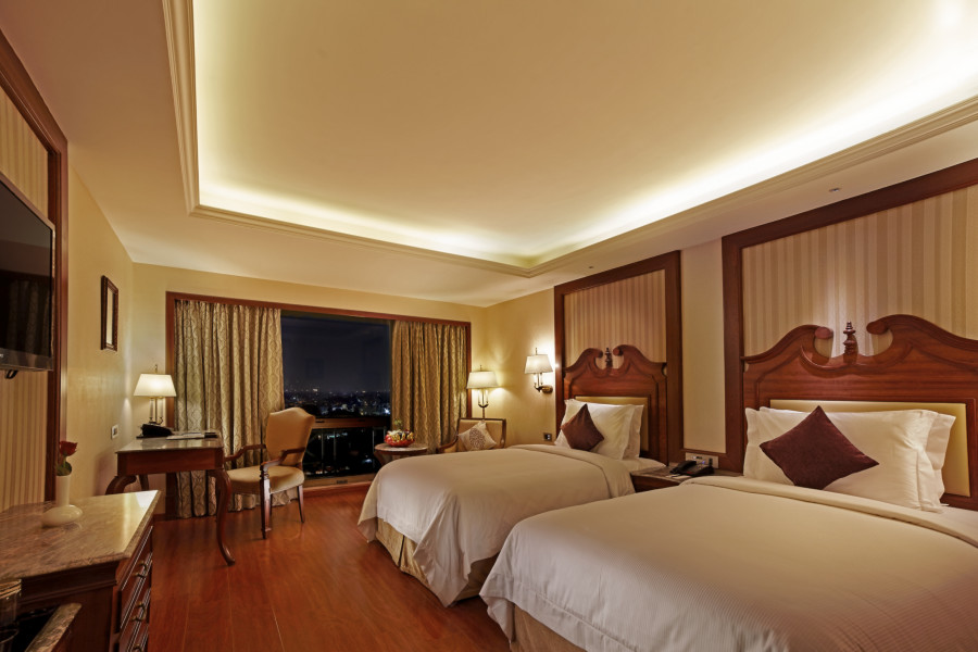 alt-text Twin rooms in Hablis, Rooms in Chennai, Business hotel in Guindy, business hotel in Chennai 1