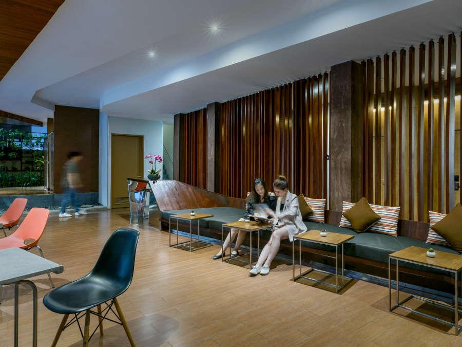 alt-text Hotel Vela Be Bangkok Ratchathewi - Vela Co Living Space C